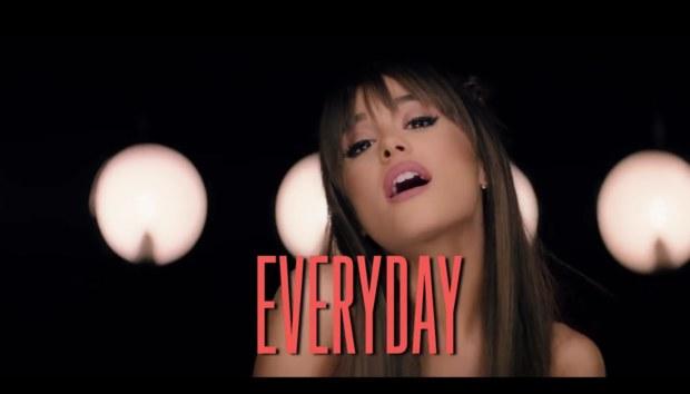 アリアナ・グランデ / 最新リリックビデオ「Everyday ft.future」を公開