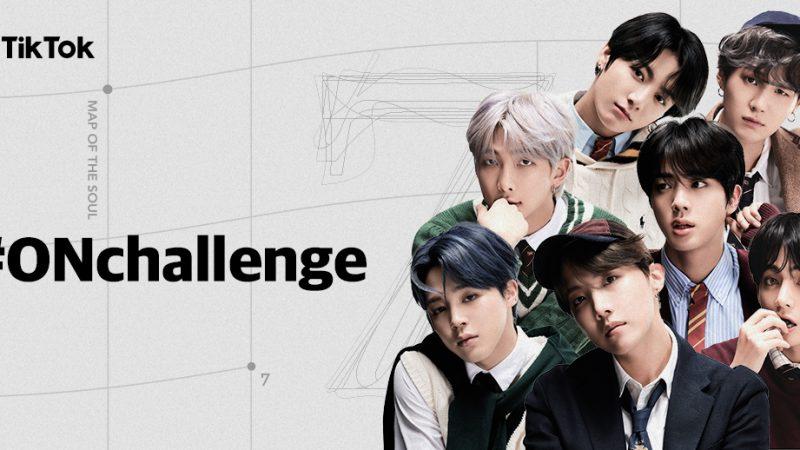 BTSが新しいアルバム「MAP OF THE SOUL : 7」でカムバック…タイトル曲「ON」のMVが、TikTokで先行公開!!
