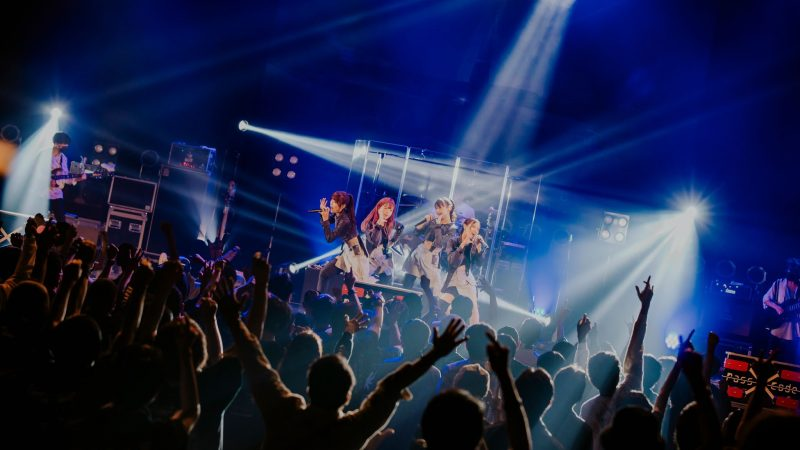 PassCode、Zepp OSAKA Baysideにて有観客ライブを実施! ガイドラインのもと成功を収めた生のライブとは