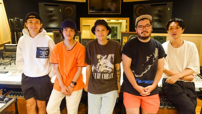 FIVE NEW OLD coldrain Masatoをゲストボーカルに迎えた新曲「Chemical Heart (feat.Masato from coldrain)」を12/18(金)に配信リリース!